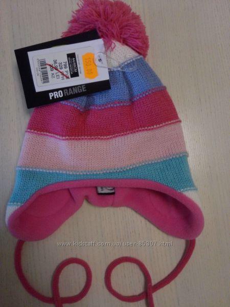 Новая шапка Cool Club 44-46см подкладка флис