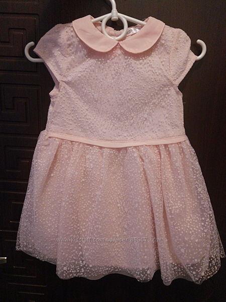 Нарядное праздничное платье PEPCO 92р