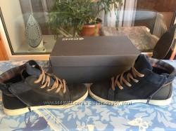 Демисезонные ботинки Ecco р. 38 по стельке 24, 5 см.