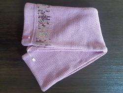 Теплый шарф моднице марки s. Olіver