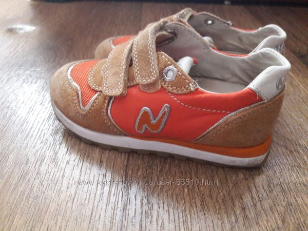 кроссовки Naturino