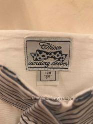 Летнее платье CHICCO на 6-8лет