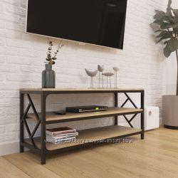 Мебель LOFT - столы, этажерки, кровати. Бесплатная доставка по Украине.