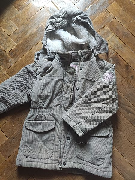 Демисезонная курточка для девочки