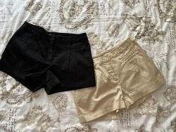 Класичні шорти h&m, р. S-M