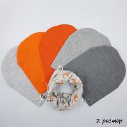 Стильные шапочки  на деток  большая цветовая гамма