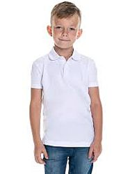 Оригинальные футболки Поло на мальчиков от 98 см и до 158 см