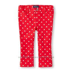 Летние джинсы джеггинсы Childrens Place 5T