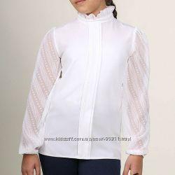 Школьная нарядная блузка Mevis 122 р.