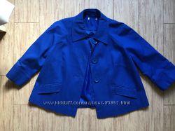 Синее пальто George