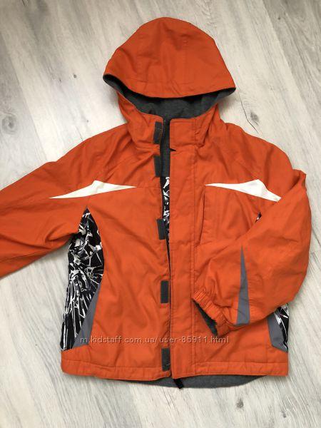 Двухсторонняя курточка на флисе Faded Glory 8 лет