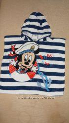 Пляжное пончо Disney