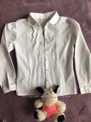 a1c5d46f9f7 Блузка белая школьная mathercare
