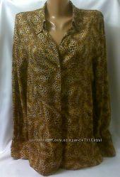 Блузы-рубашки 46-50 размер