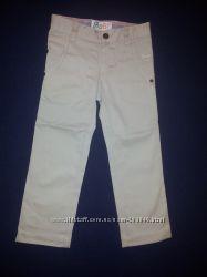 Модные бежевые штаники BoGi р. 92-146