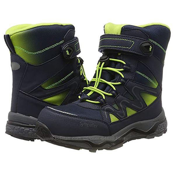 Зимние ботинки Lurchi, 30 евро р-р