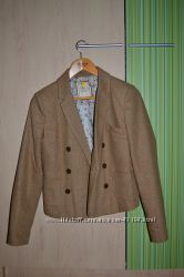 Тёплый пиджак Pull&Bear М