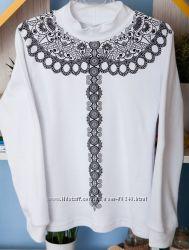 Блуза нарядная школа