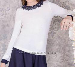 Блузы качественные нарядные старшеклассницам