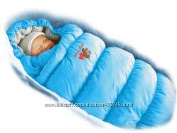 Конверт трансформер Inflated дутик Ontario Baby