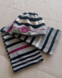 Красивый набор Wojcik Войчик шапка и шарф 116р осень-зима