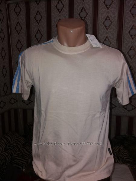 Подростковая футболка классика р. 140, 146, 164