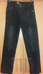 Модные вельветовые брюки, джинсы для мальчика