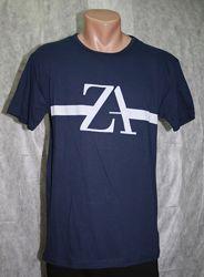 Стильная мужская футболка батал