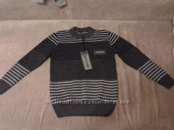 Новый теплый шерстяной свитер Marions, р. 140