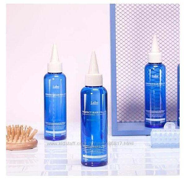 Lador Perfect Hair Fill-Up Duo Set Двойной набор филлеров для волос 2100мл