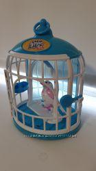 Клетка для интерактивной птички little live pets птичка в подарок