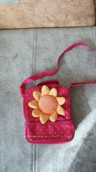 детская термо сумочка ланч бокс бутербротница Gymboree Джимбори