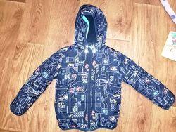 Теплая куртка Next 5-6л