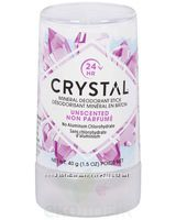 Дезодорант Crystal Deodorant Mineral Travel Stick, 40g