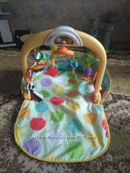 Игровой коврик Кабриолет 3 в 1 Fisher-Price