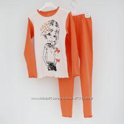 Шикарные пижамы Лемуа для девочек , разные размеры и модели