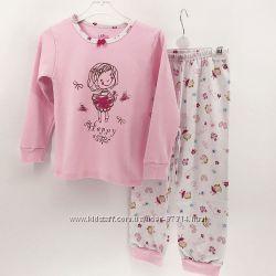 Пижамки для девочек Лемуа с 52 по 76 р. в наличии