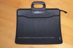 новый портфель под документы A4