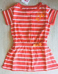 Трикотажное платье Vertbaudet размер 2 года на рост 86 см