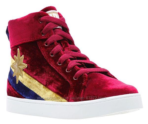Демисезонные ботинки Clarks City Captain Marvel размер 32