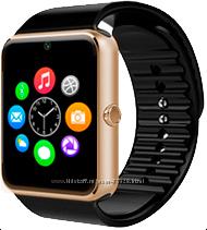 Часы Smart Watch и очки Ray Ban в подарок
