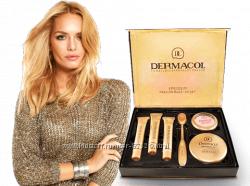 Набор Dermacol Make-up 6 в 1 тональный крем  с ультра-маск
