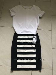 Стильная юбка р. 36 Comma