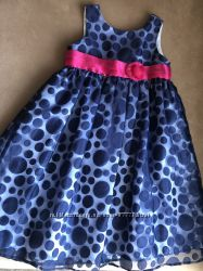 Нарядное платье 5 лет