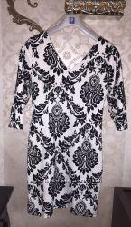 Коктейльное платье La Fimore р. Л-ХЛ
