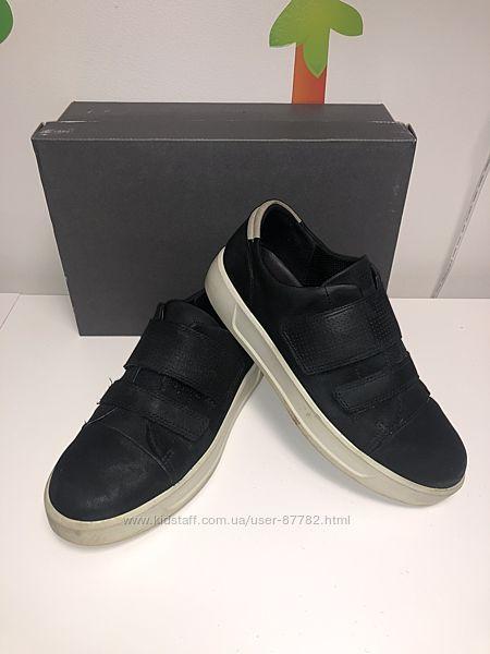 Детские мокасины - туфли ECCO р.39 по стельке 25 см.