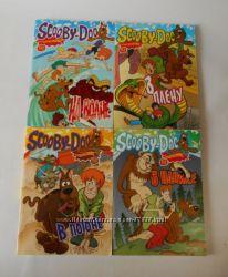 Куплю комиксы Scooby-Doo, части 1 и 13