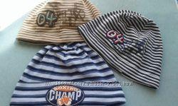 Продам тонкие шапочки Broel на 49-53см