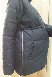 Продам демисезонную куртку для беременных MAMALICIOUS