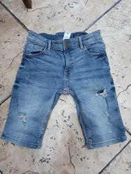 Продам джинсовые шорты NEXT б/у